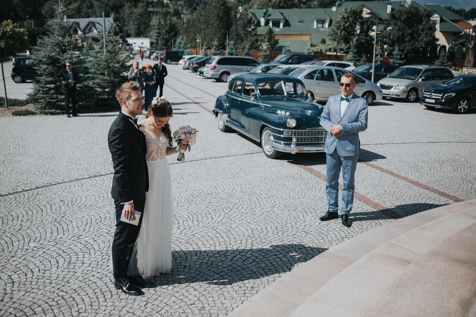 Julia Mateusz fotografia ślubna Kraków Krynica Zdrój Warszawa