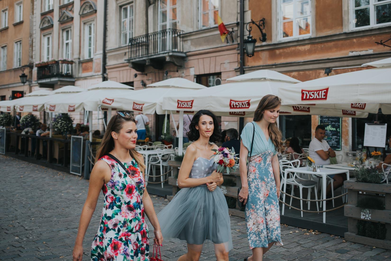 Fotografia ślubna Warszawa, Fotograf na ślub Warszawa Galeria Freta ślub