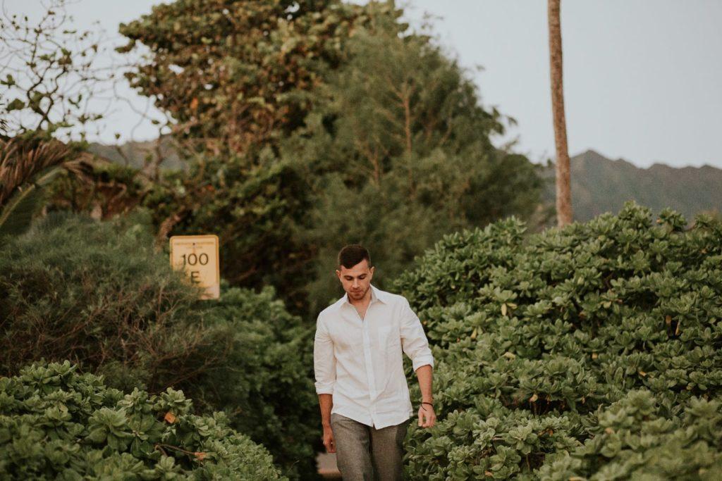 Ślub na Hawajach, Sesja ślubna na Hawajach, wedding sesion Hawaii, Hawaii wedding photographers, waimanalo beach wedding