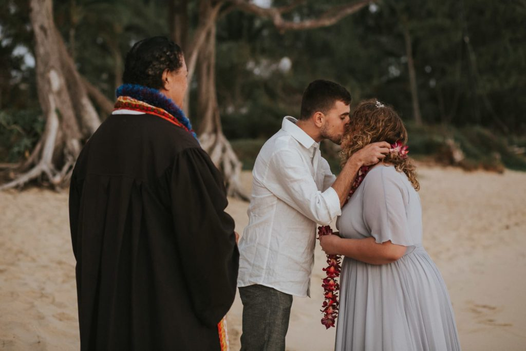Ślub na Hawajach, waimanalo beach wedding, Sesja ślubna na Hawajach, wedding sesion Hawaii, Hawaii wedding photographers