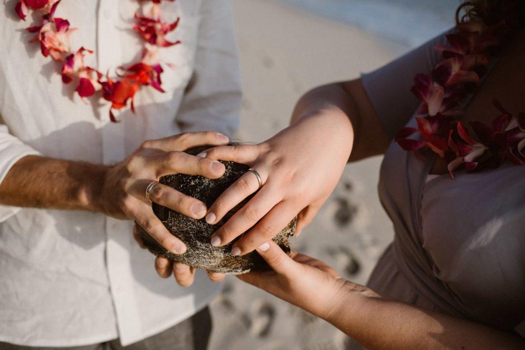 waimanalo beach wedding, Ślub na Hawajach, Sesja ślubna na Hawajach, wedding sesion Hawaii, Hawaii wedding photographers