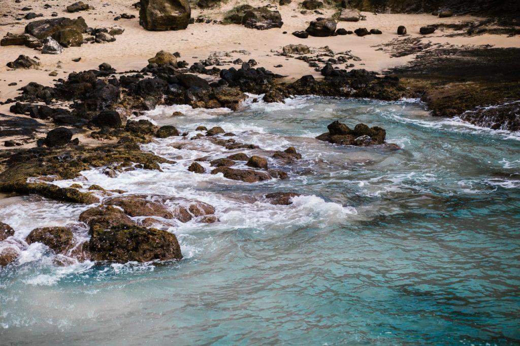 Ślub na Hawajach, Sesja ślubna na Hawajach, wedding sesion Hawaii, halona beach cove wedding session