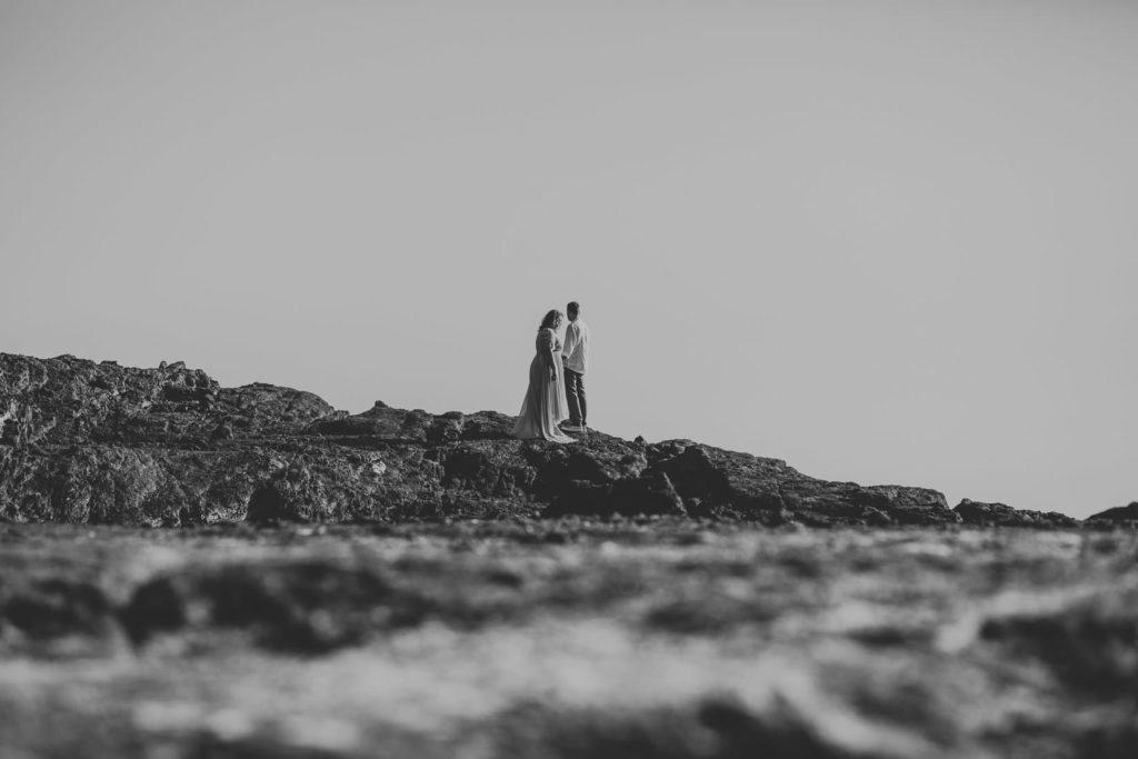 Ślub na Hawajach, halona blowhole, Hawaii wedding photographers