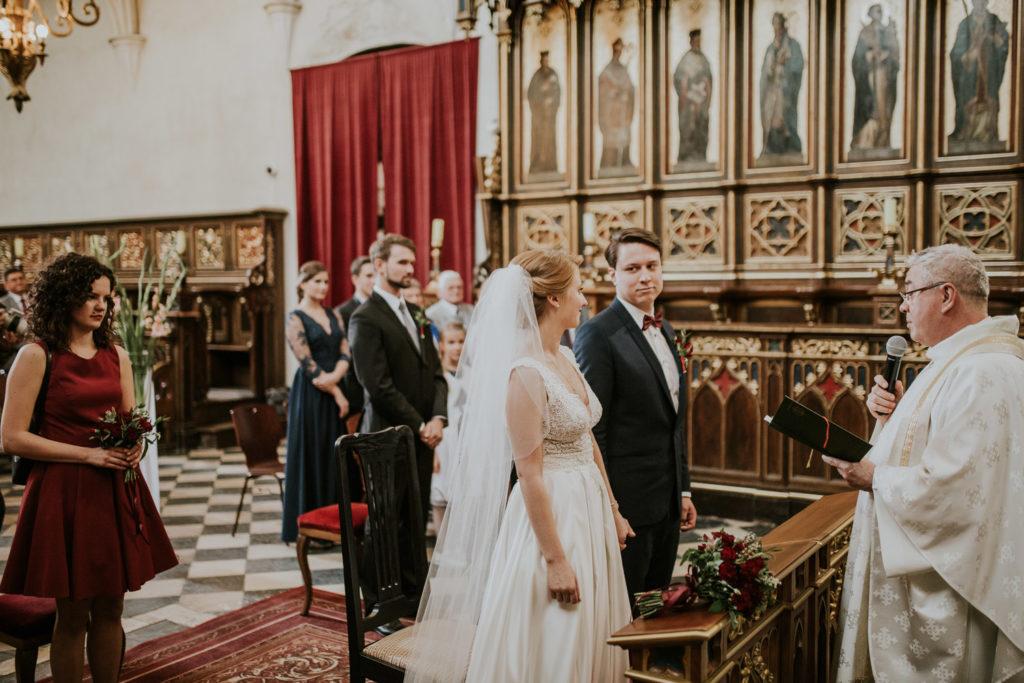 Fotograf Ślubny Kraków, Parafia rzymskokatolicka pw. św. Katarzyny Aleksandryjskiej Klasztoru Augustianów