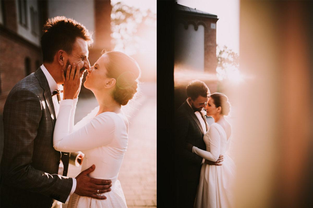 Browar obywatelski Tychy, Industrialne wesele, Dekoracja ślubna, Duet fotografów