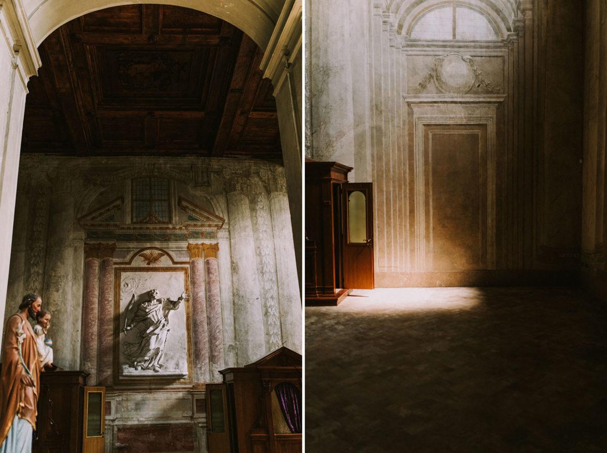 Polski Ślub w Rzymie, Zdjęcia Ślubne Rzym, Ślub w Bazylice św. Pankracego za Murami, San Pancrazio church Rome