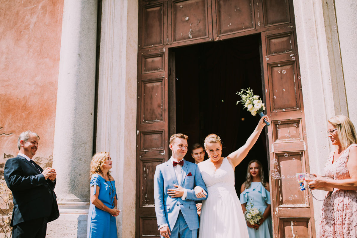 Ślub w Rzymie, Zdjęcia Ślubne Rzym, San Pancrazio church Rome, Ślub Włochy, Wedding in Rome, Matrimonio a Roma